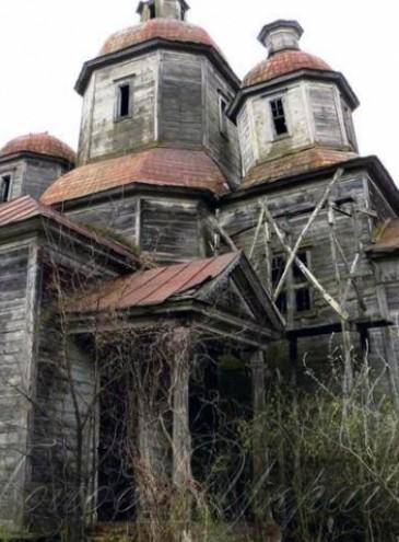 Церкву ХVІІ століття перенесуть з Чернігівщини в київський музей народної архітектури Пирогів