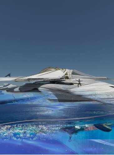 Остров-курорт из пластика планируют построить в Индийском океане