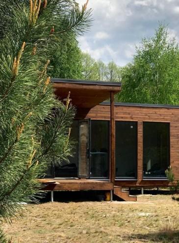 Краще дачі: в Україні створюють проект з оренди будиночків на природі