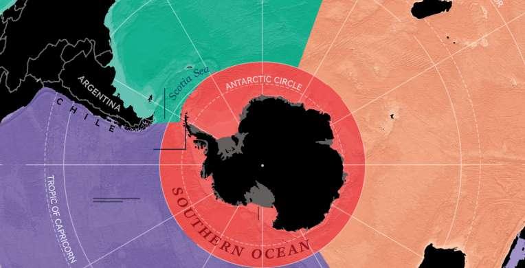 На Землі офіційно стало на один океан більше