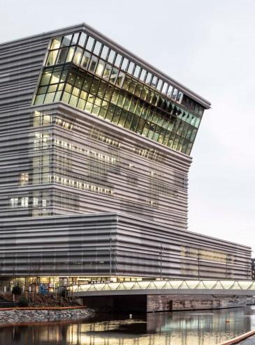 У Норвегії створили 13-поверховий музей Едварда Мунка (відео)