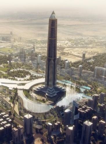 В Египте посреди пустыни строят новую столицу – с Октагоном и самым высоким зданием мира