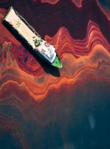 В северном море нашли бактерии, разлагающие нефть и топливо из нее