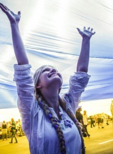 Від Сердючки до симфонічного оркестру. Хто виступить на концерті до Дня Незалежності України