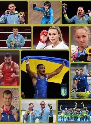 Олімпіада закінчилася, Україна – в 20-ці кращих