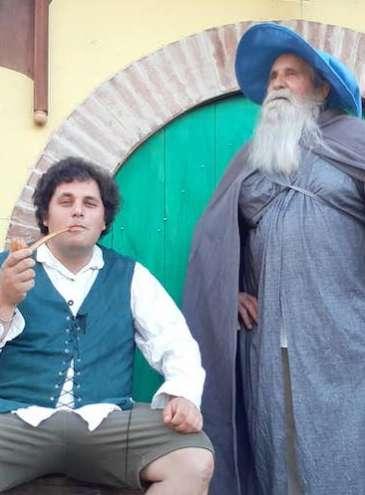Фанат книг Толкіна в Італії став «хоббітом» і побудував екологічний «Шир»
