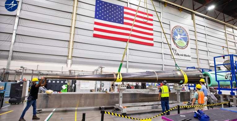 У США створюють надзвуковий пасажирський літак нового покоління